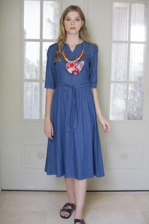 שמלות צנועות סטודיו שחרית