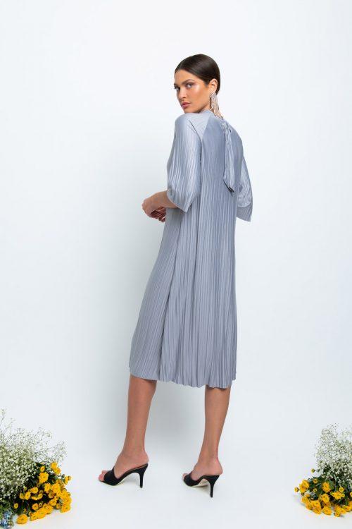 שמלת לוסי אפור