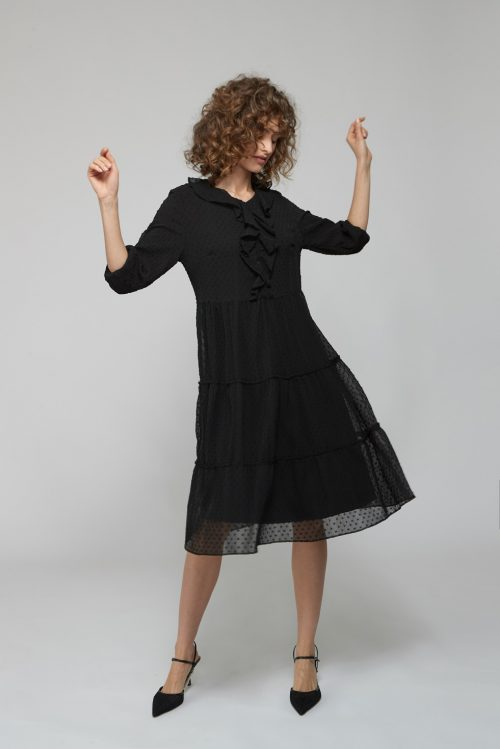 שמלות לאירועים אופנה צנועה