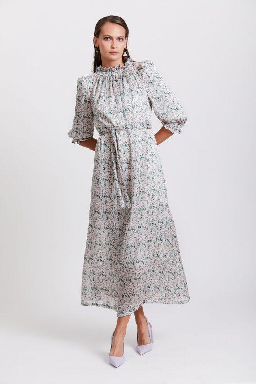 שמלות מקסי צנועות לאירועים